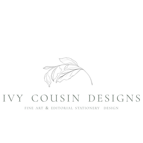 papeterie Ivy Cousin Designs